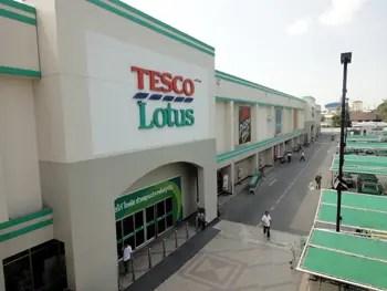タイ、バンコクの大手スーパーマーケットについて