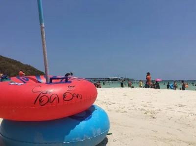 「ラン島」の魅力。タイのバンコクからパタヤ経由で気軽に行ける綺麗なビーチ