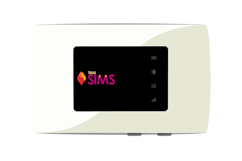ThaiSims Mobile Router MF920 New Model