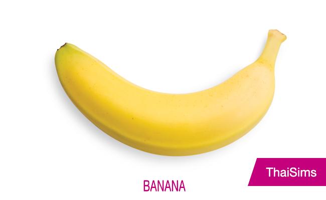 banana thailand thaisims