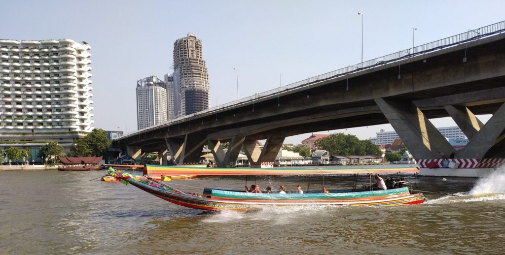 First steps: Bewildered in Bangkok 1