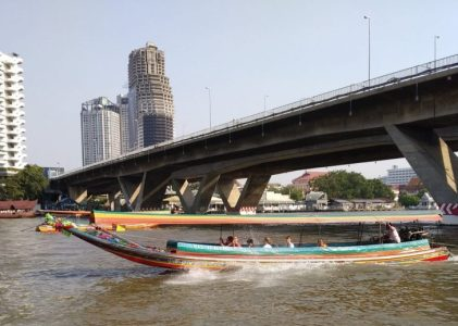 First steps: Bewildered in Bangkok