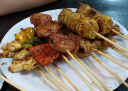 Mala Crnk: Fiery Chinese BBQ in Khlong San