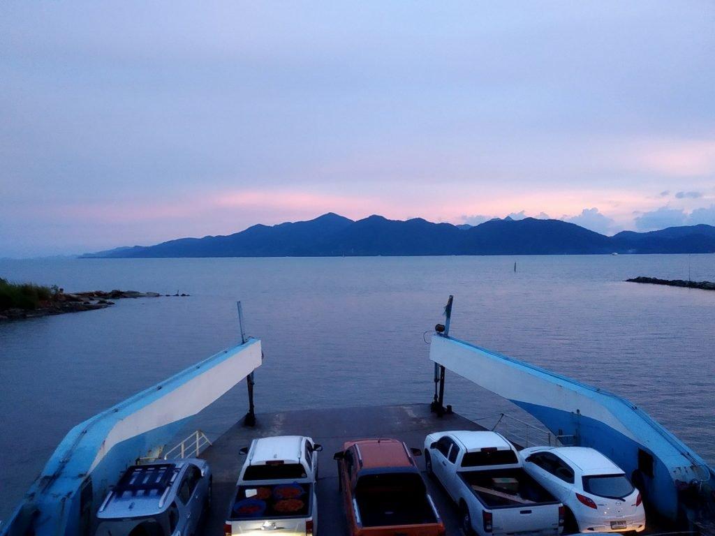 koh chang ferry