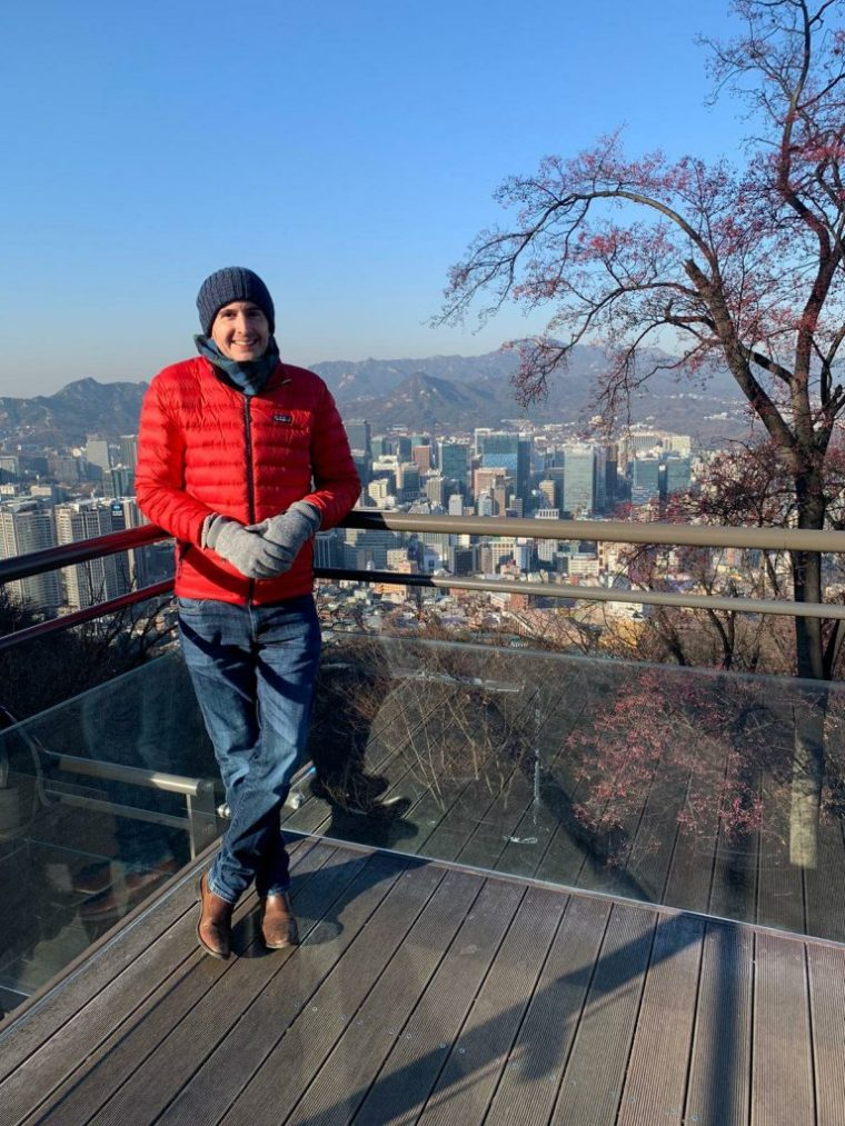 seoul viewpoint n seoul tower