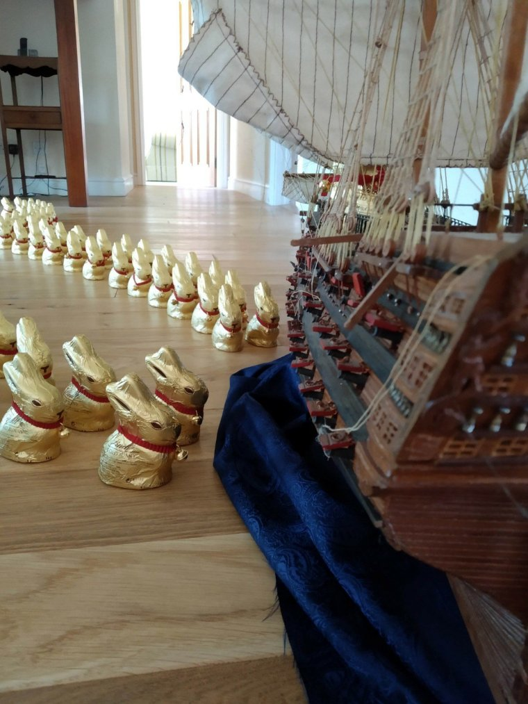 Updated: a tale of 115 Lindt bunnies 9