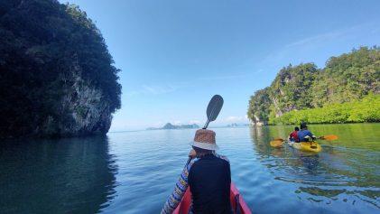 Kayaking in Krabi: not the usual day trip 1