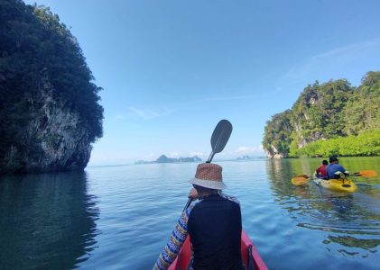 Kayaking in Krabi: not the usual day trip