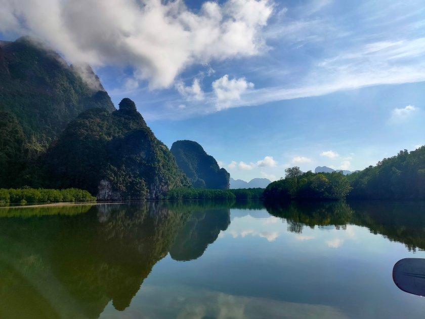Kayaking in Krabi: not the usual day trip 3