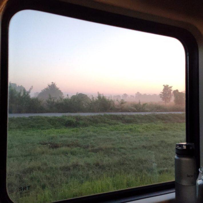 train from bangkok to chiang mai first class