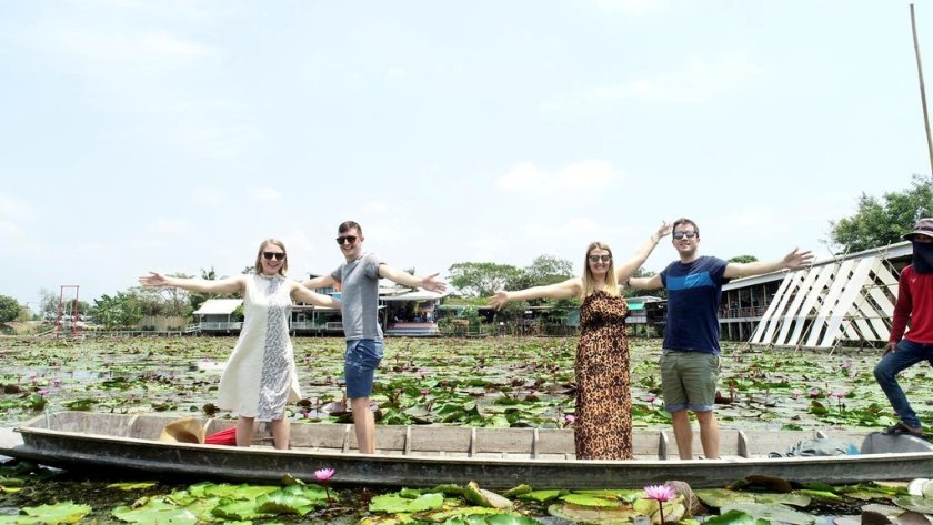 Red Lotus Floating Market: a vibrant day trip from Bangkok 3