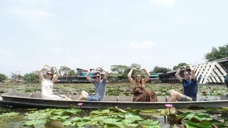 Red Lotus Floating Market: a vibrant day trip from Bangkok 8