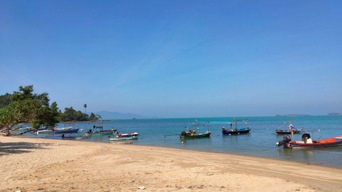 bophut beach joh samui fisherman's village zazen resort
