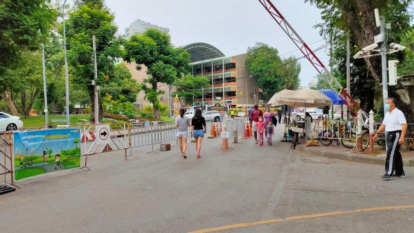 Walking the Green Mile Bangkok: Benjakitti to Lumpini 2