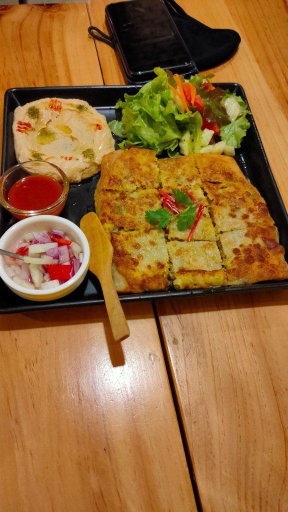 roti murtabak yellow rice silom bangkok soi convent