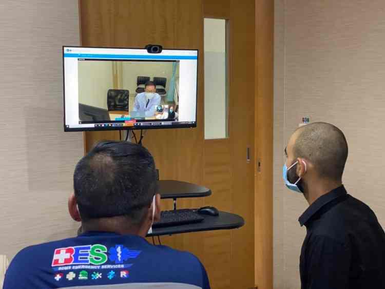 Advance in Tele Medicine