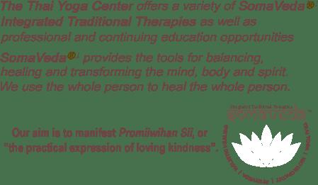 SCNM, Thai Yoga Center, Thai Yoga Course, images of Thai Yoga and Thai Massage Photo Gallery