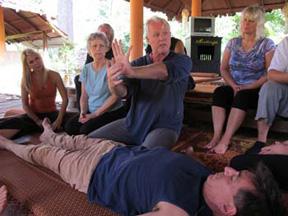 Ayurvedic Thai Yoga Massage