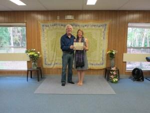 SomaVeda Thai Yoga Teacher Maureen Hughes