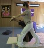 Kaylee Koslowske Thai Yoga Teacher