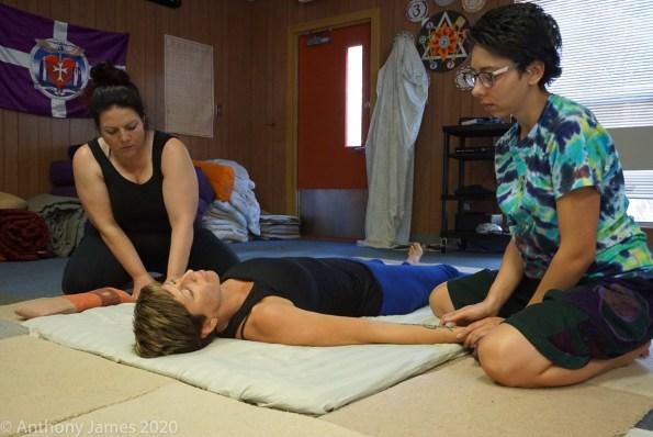 SomaVeda® Thai Yoga Massage