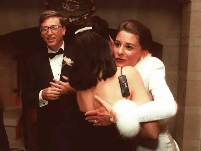 那个叫比尔·盖茨的人六十岁生日快乐