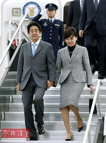 安倍称老婆打工月入25万日元 网友:不识人间疾苦
