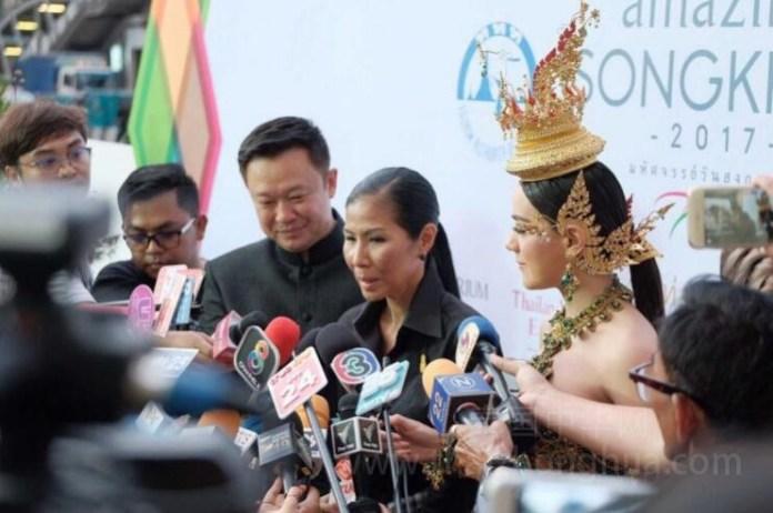泰国2017年宋干节(泼水节) (2)