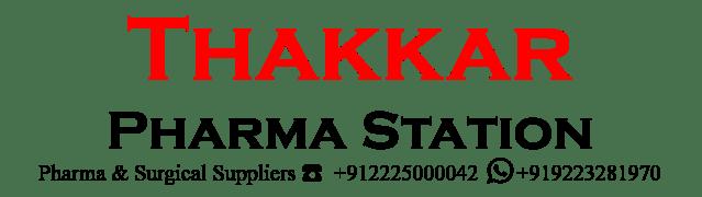Thakkar Pharma Station Logo