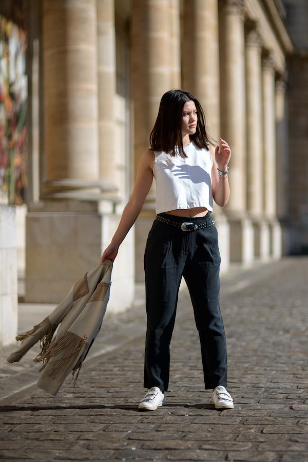veste a franges thalia etcetera blog mode fashion blogger 19