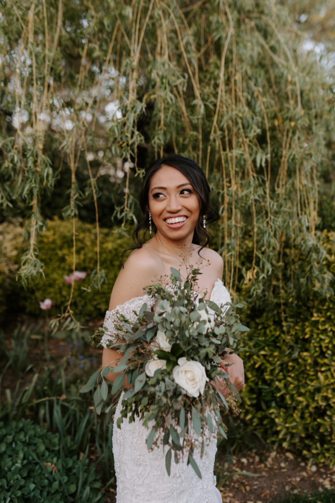 bride at eastwind ny