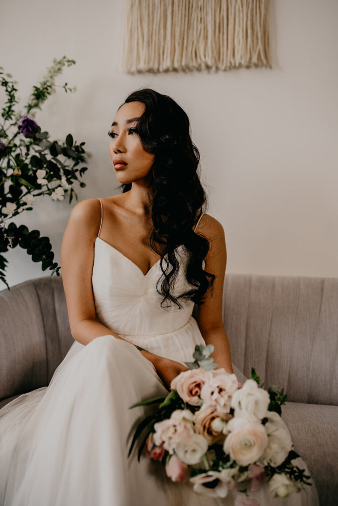 Thalia Photography collaboration with Glam Vanity NY
