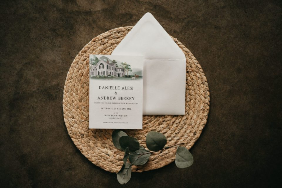 Thalia Photography styled shoot with graphic designer Fox Burrow Designs Wedding Suite