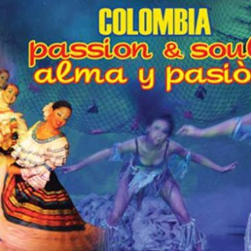 COLOMBIA PASSION & SOUL