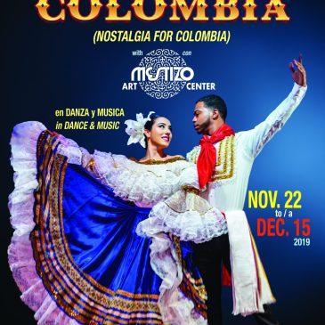 Añoranza de Colombia