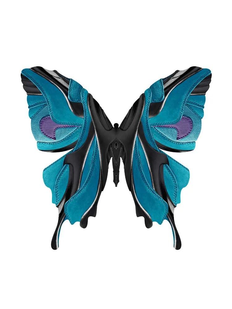 shoe-sculptures-butterfly