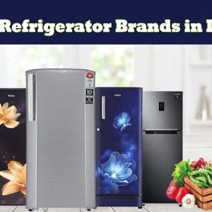 Top 10 Refrigerators in India