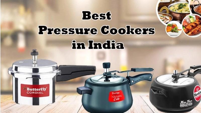 Best pressure cooker brands in India 2021