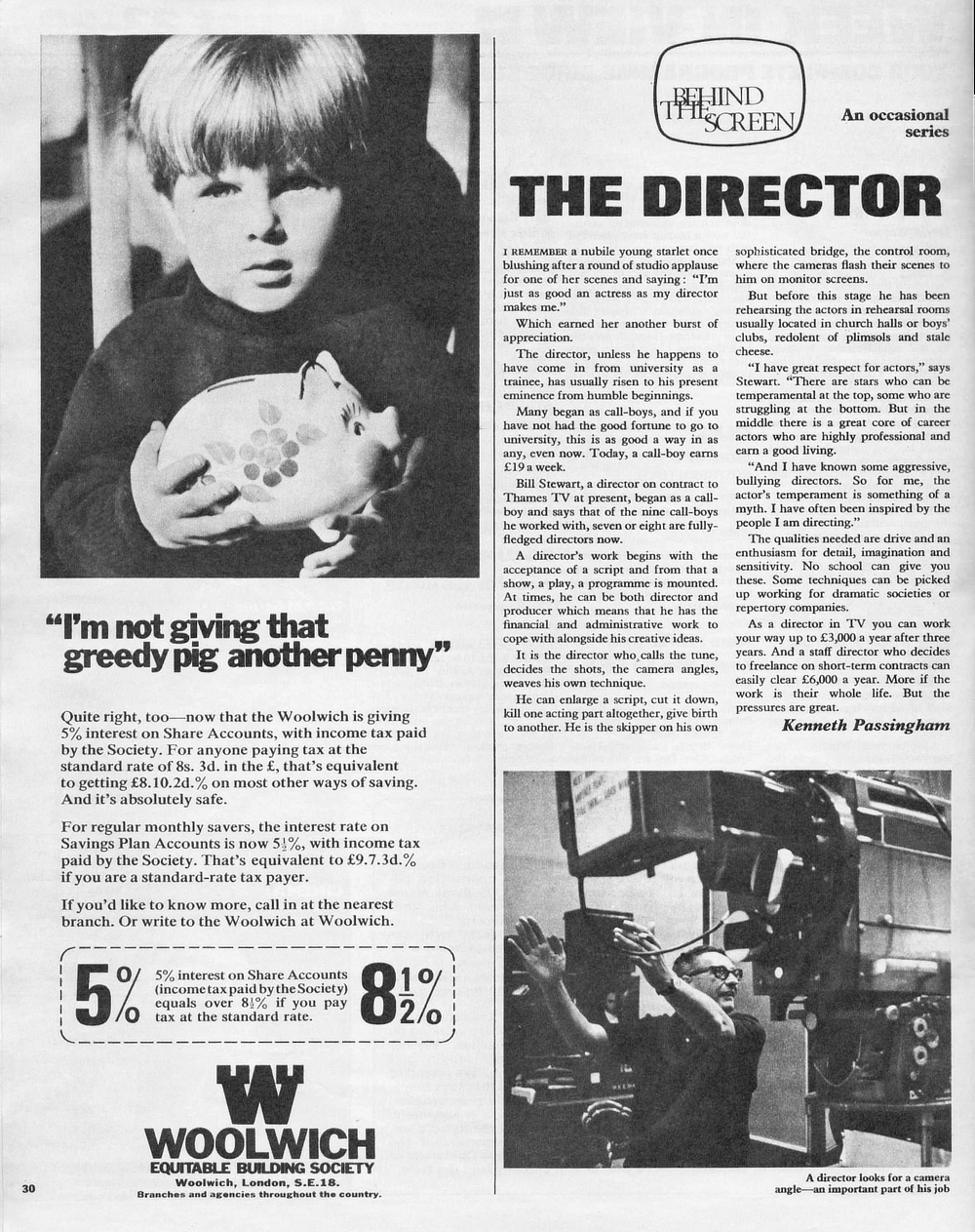 TVTimes article, p30
