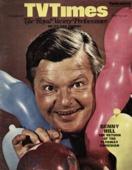 Benny Hill 15 November 1969