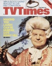 Benny Hill 22 January 1977
