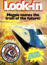 Look In - Magpie 29 January 1972
