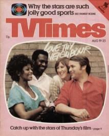 Love Thy Neighbour 19 August 1978