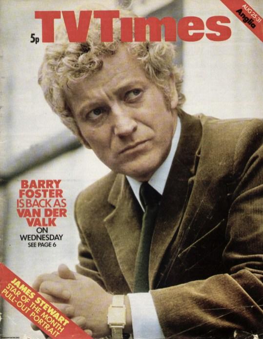 Van der Valk 25 August 1973