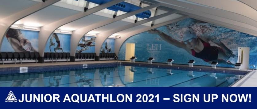 Junior-Aquathlon 12th June 2021
