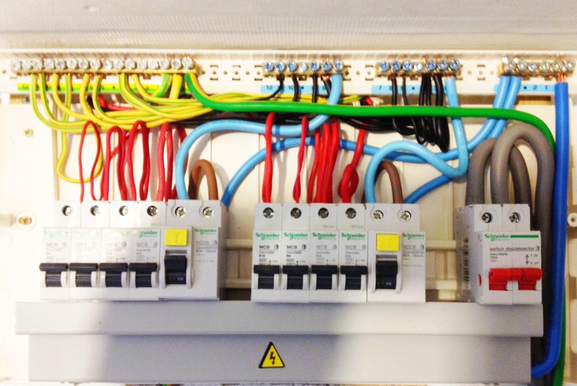 Wiring A Dual Rcd Board