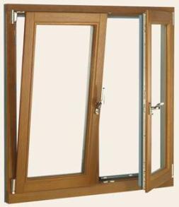 D timber windows
