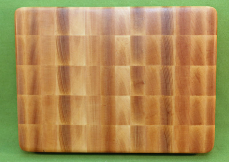 Birch End Grain Cutting Board