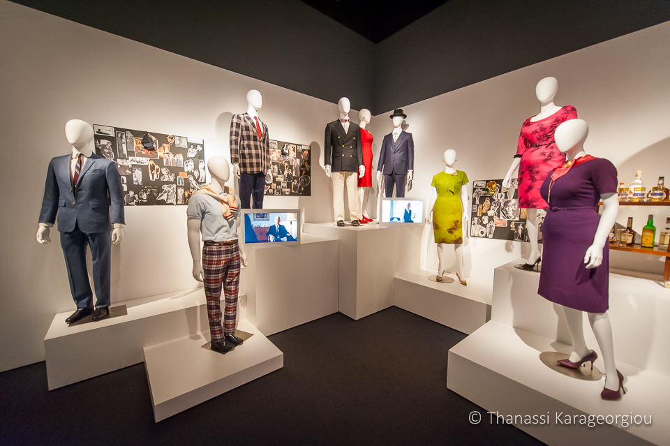 Inside The Mad Men Exhibit at the Museum of the Moving