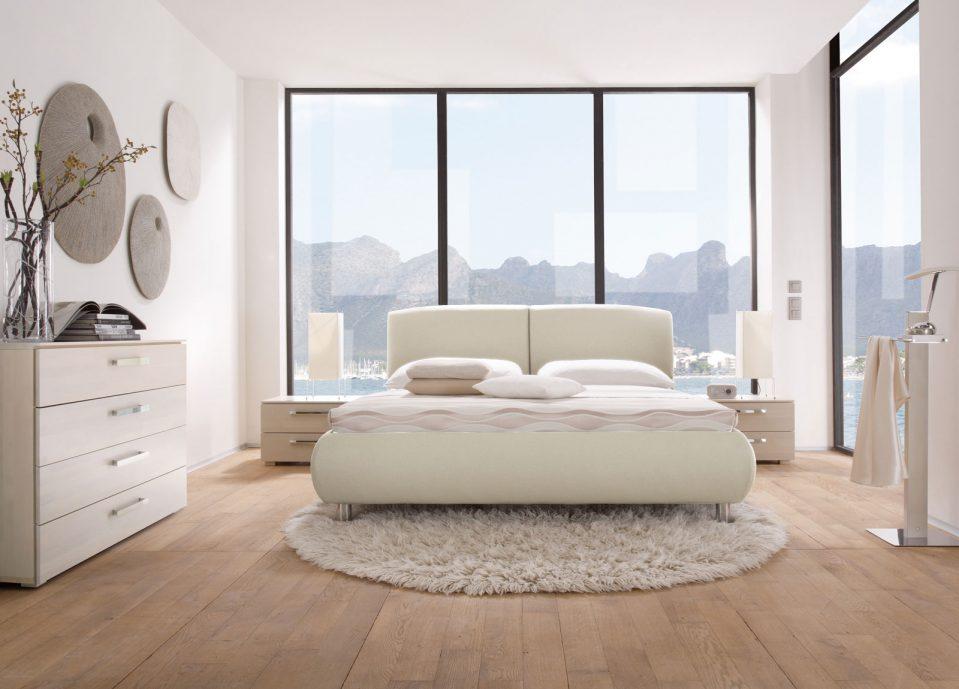 Schlafzimmer Beige Weiss Modern Design  homeautodesigncom